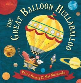 The Great Balloon Hullaballoo (Peter Bently) Paperback / softback