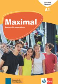 Maximal A1 DVD mit Videos zum Kursbuch
