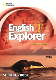 English Explorer 1 Interactive Whiteboard Software Cd-rom (x1)