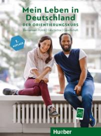 Mein Leben in Deutschland – der Orientierungskurs  Studentenboek