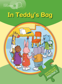 Little Explorers A -  In Teddy's Bag Reader