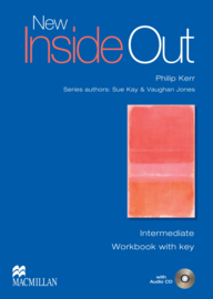 Inside Out New Intermediate Workbook (With Key) & Audio CD Pack