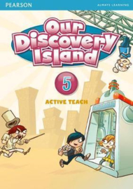 Our Discovery Island Level 5 Digiboardsoftware (Active Teach)