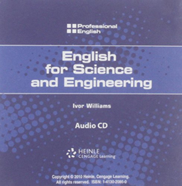 English For Science & Engineering Audio Cd (1x)