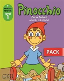Pinocchio Students Book (with Cd-rom)