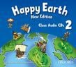 Happy Earth 2 New Edition Class Audio Cds