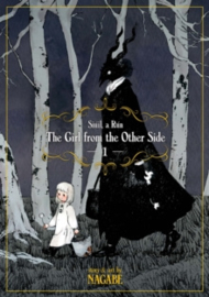The Girl from the Other Side: Siuil, a Run : Vol. 1