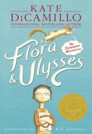 Flora & Ulysses (Kate DiCamillo, K. G. Campbell)