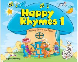 Happy Rhymes 1 Pupils Book International