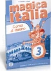 Magica Italia 3 Activity Book