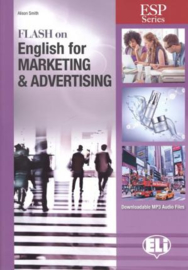 E.s.p. - Flash On English For Marketing & Advertising - Sb With Downloadable Audio And Answer Key