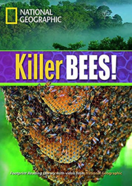 Footprint Reading Library 1300: Killer Bees with Multi-rom (x1)