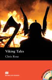 Viking Tales Reader with Audio CD