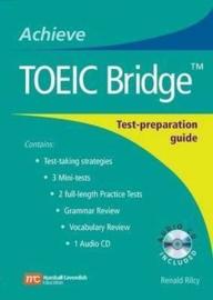 Achieve TOEIC Bridge book With Audio Cd (x1)