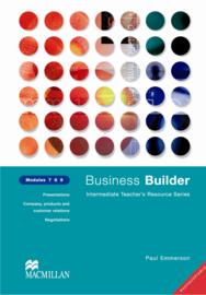 Business Builder Levels 7 - 9