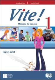 Vite! 1 Class Digital Book - DVD