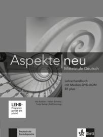 Aspekte neu B1 plus Lerarenboek met Digitaalr Medien-DVD-ROM