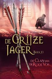 """""""  De Grijze Jager 13 - De Clan van de Rode Vos"""""""