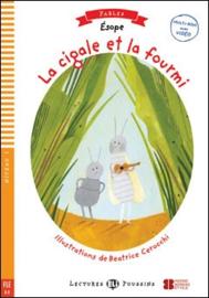 La Cigale Et La Fourmi + Downloadable Multimedia