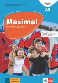 Maximal A2 Kursbuch mit Audios