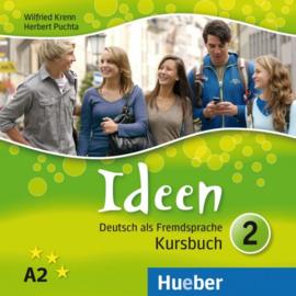 Ideen 2 3 Audio-CDs bij het Studentenboek