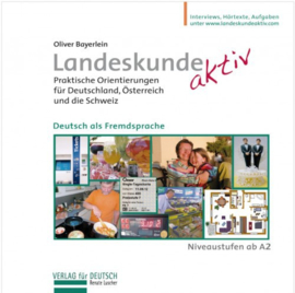 Landeskunde aktiv Audio-CD