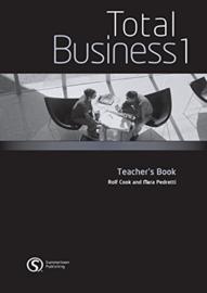 Total Business 1 Pre-intermediate Teacher's Book
