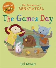 The Adventures Of Abney & Teal: The Games Day (Joel Stewart)