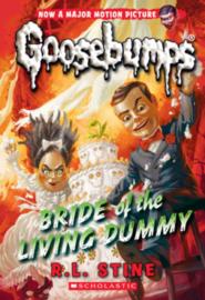 Classic Goosebumps #35: Bride of the Living Dummy