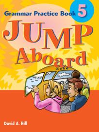 Jump Aboard Level 5 Grammar Practice Book