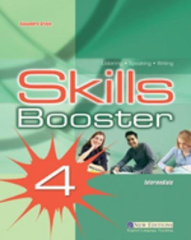 Skills Booster 4 Intermediate Student's Book teen