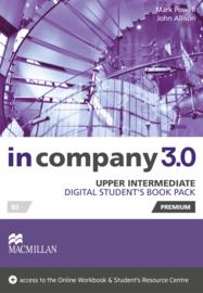 In Company 3.0 Upper Intermediate Level Digital Student's Book Pack Premium