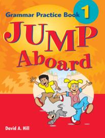 Jump Aboard Level 1 Grammar Practice Book