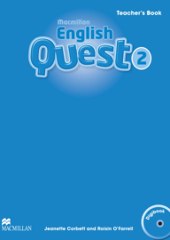 Macmillan English Quest Level 2 Teacher's Book Pack