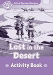 Oxford Read And Imagine Level 4: Lost In The Desert Activity Book