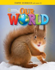 Our World Starter Workbook + Workbook Audio Cd
