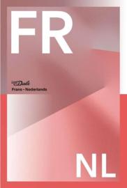 Van Dale Groot woordenboek Frans-Nederlands voor school (Paperback)