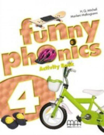 Funny Phonics 4 Activity Book