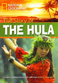 Footprint Reading Library 800: Story Of The Hula Book With Multi-rom (x1)