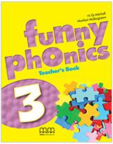 Funny Phonics 3 Τeacher's Book
