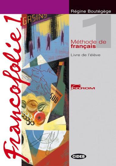 Francofolie 1 El+rom+ex+2cds+portfolio