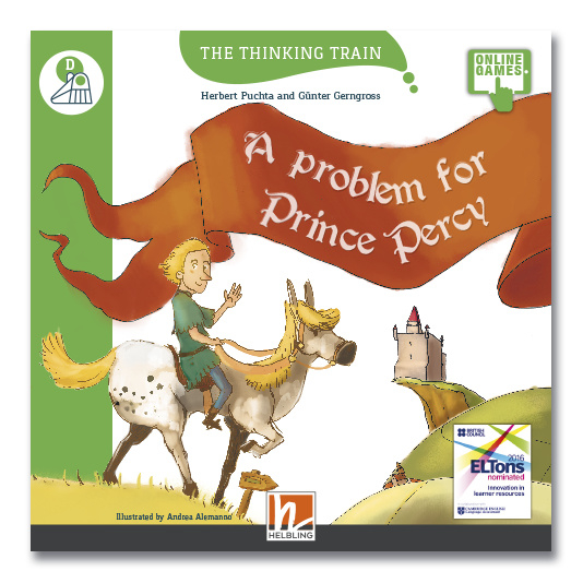 A Problem for Prince Percy Big Book