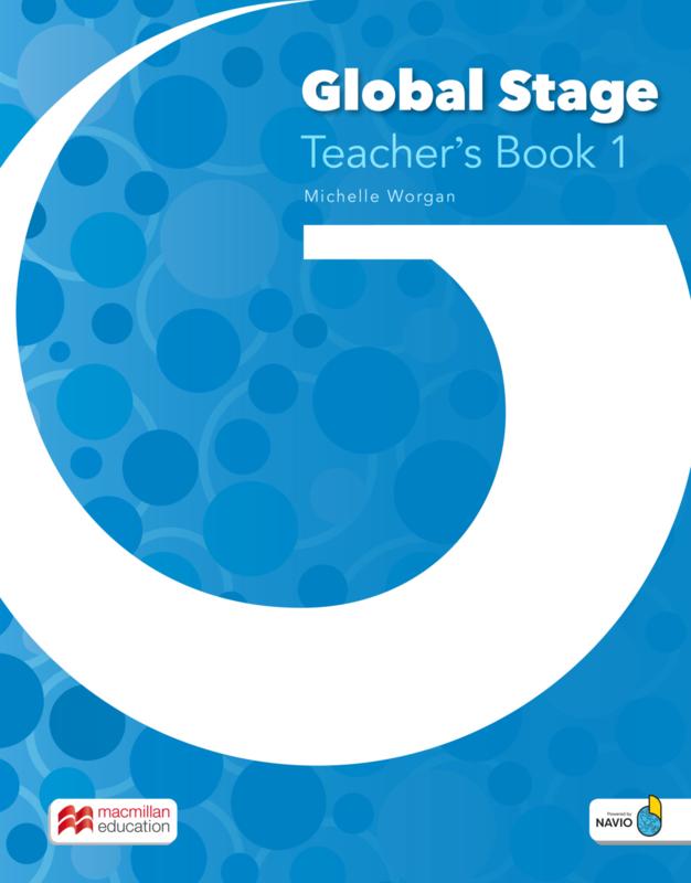 Global Stage Level 1 Teacher's Book with Navio App