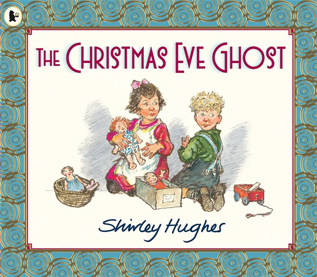 The Christmas Eve Ghost (Shirley Hughes)