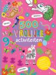 500 Vrolijke activiteiten (Yogesh Singh)