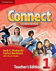 Connect Second edition Level1 Teacher's Edition