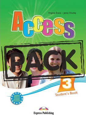 Access 3 Student's Pack With Iebook (upper)