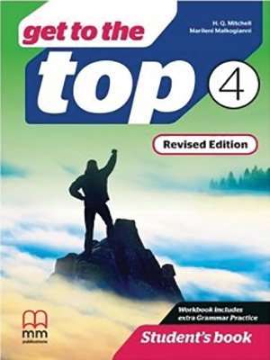 Get To The Top 4 Students Book: Revised Edition
