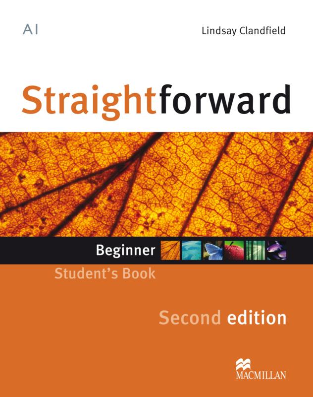 Straightforward 2nd Edition Beginner Level  Student's Book