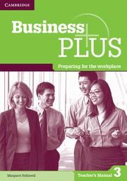 Business Plus Level3 Teacher's Manual
